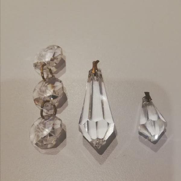 Piezas de recambio para lámpara de cristal de roca
