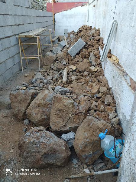 Regalo piedra para construir.
