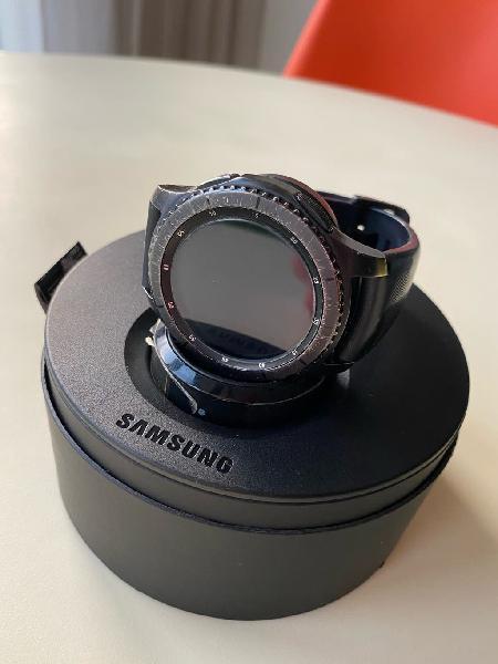 Reloj smartwatch samsung galaxy gear s3 frontier