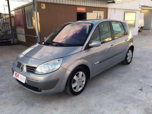 Renault scenic 1.5 dci 80 cv confort authentique