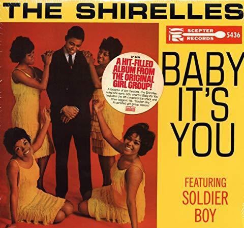 Shirelles - baby its you (colv)
