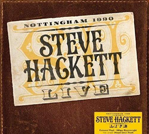 Steve hackett - live
