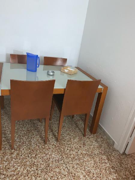 Salón/comedor completo