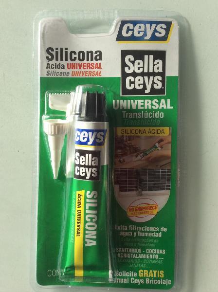 Sellaceys silicona ácida universal