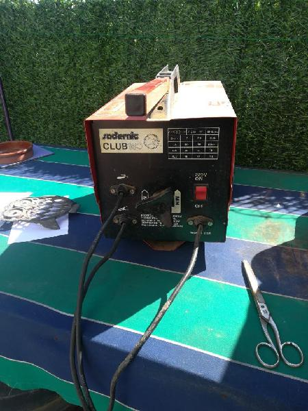 Soldador eléctrico sodernic160