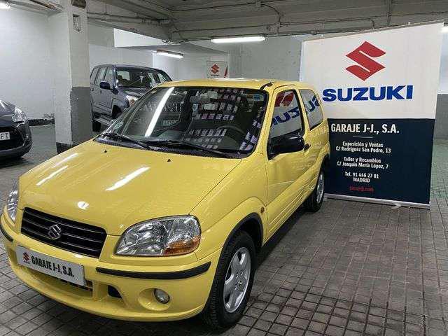 Suzuki ignis 1.3 serie especial 4x2
