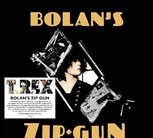 T.rex - bolans zip gun