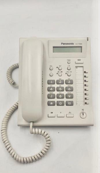 Teléfono panasonic específico centralita digital