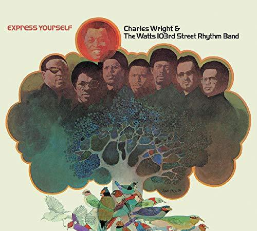 Wright charles & the watts 103 - express yourself (brown