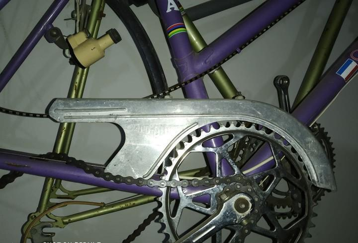 Cubrecadenas clasico bicicleta orbea, valido para orbea,