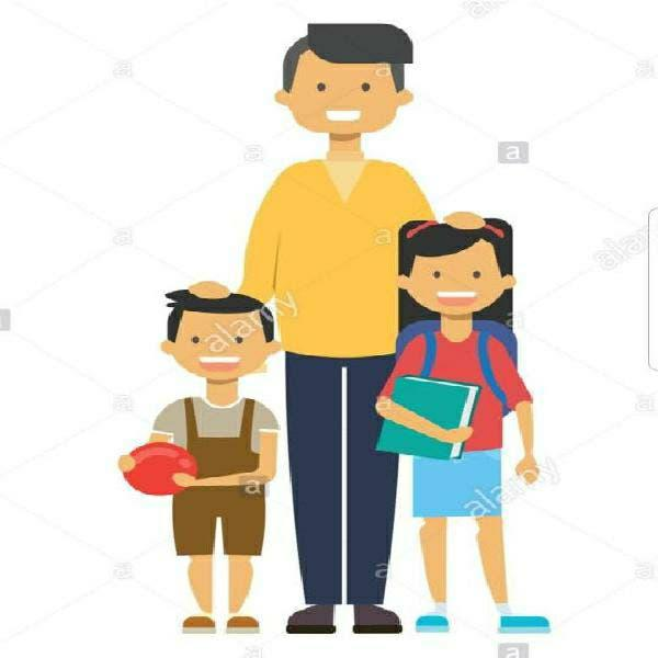 Cuidador de niños o clases particulares