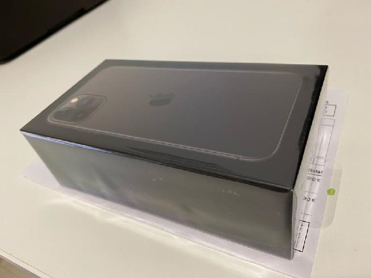 Iphone 11 pro, 64gb gb libre negro precintado.