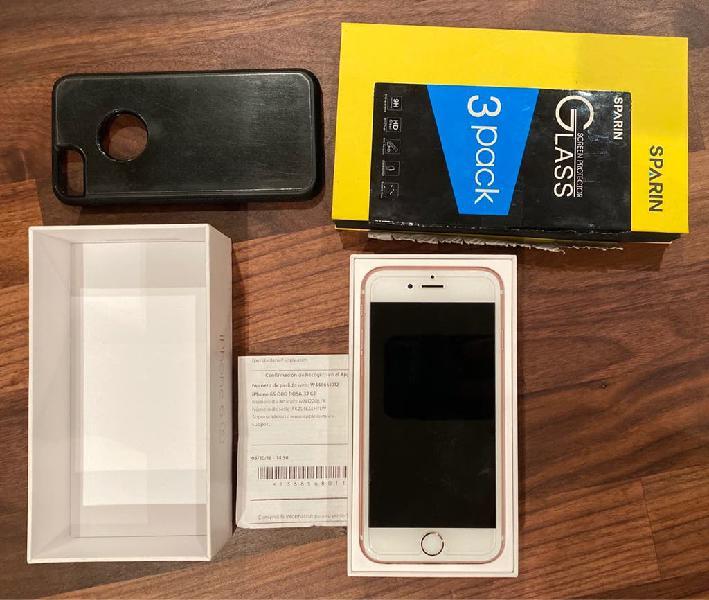 Iphone 6s 32gb oro rosa