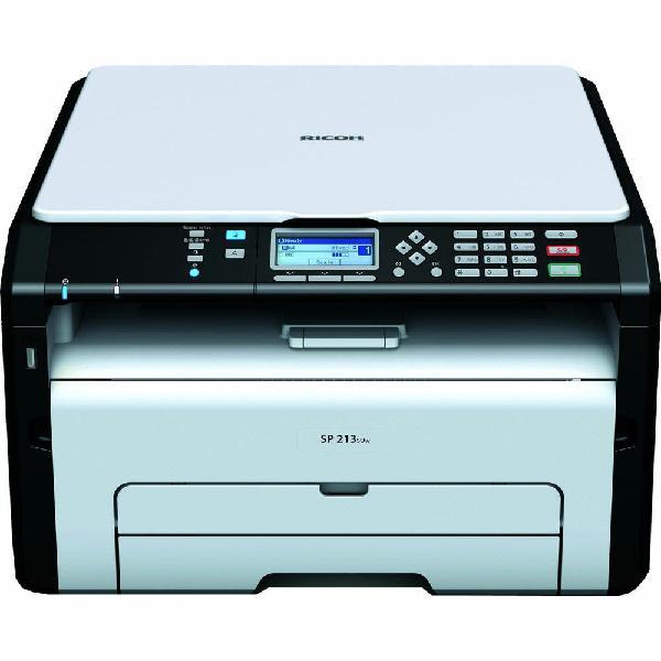 Impresora láser ricoh sp 213suw