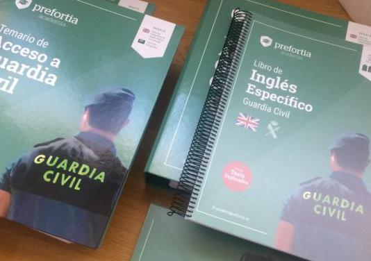 Academia prefortia - guardia civil 2020