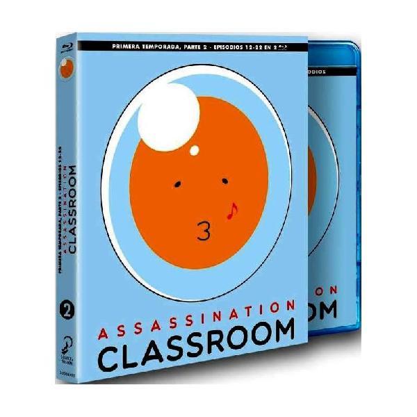 Assassination classroom - 1ª temporada - 2ª parte