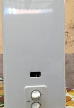 Calentador a gas natural edesa cie-110 e3 electro