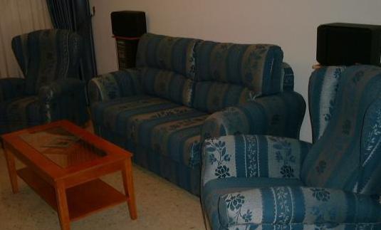 Conjunto de sofá y butacas de alta gama