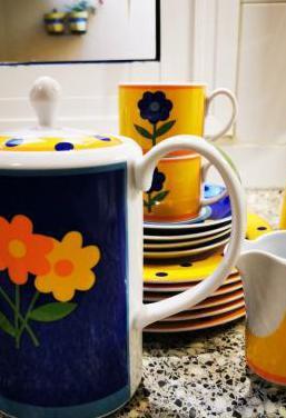 Conjunto vajilla té o café