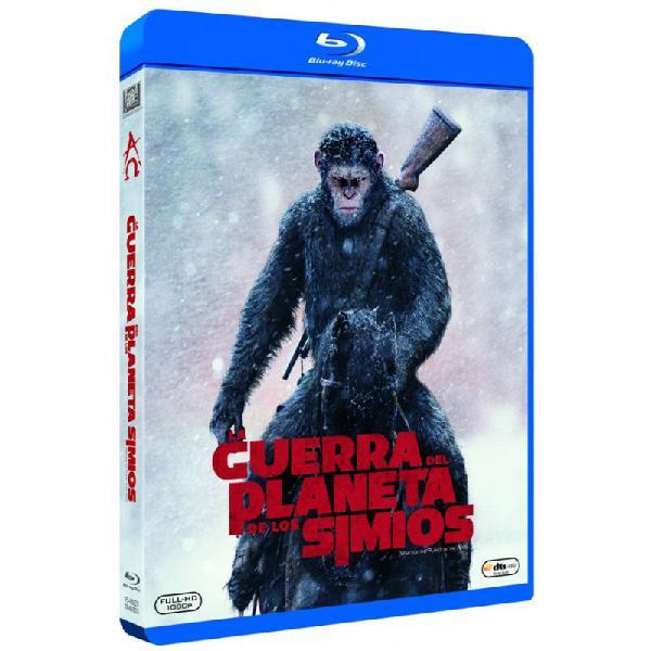 La guerra del planeta de los simios (blu-ray) (war for the