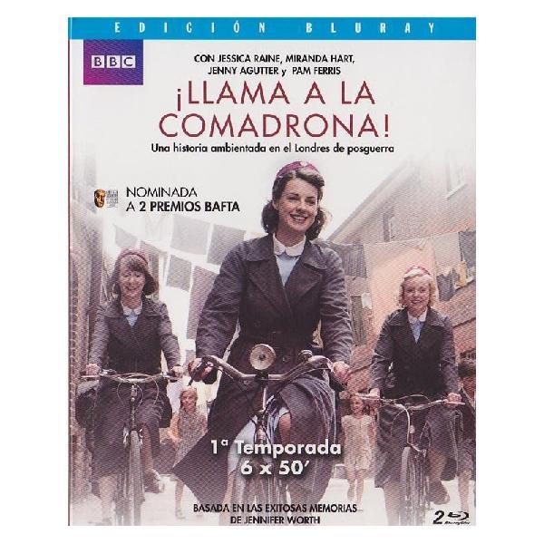 Llama a la comadrona - 1ª temporada (blu-ray) (call the