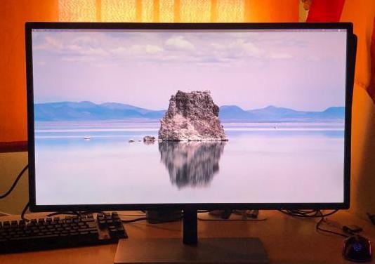 Monitor 32'' qhd 2560x1440 garantía
