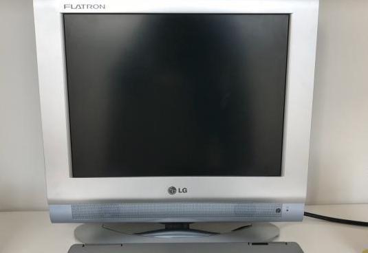 Monitor lcd flatron lg 15 altavoz integrado