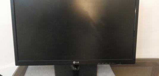 Monitor lg fatron e2442v
