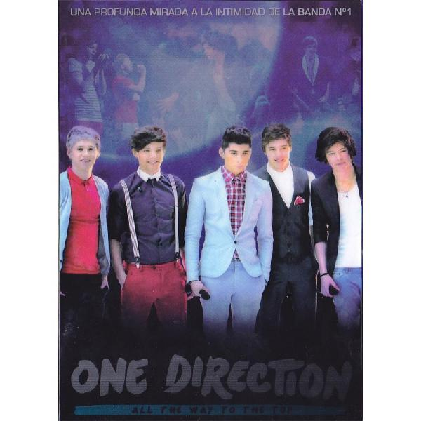 One direction: all the way to the top (ed. carton)