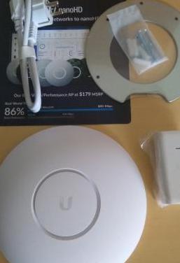 Punto de acceso wifi unifi ap ac pro