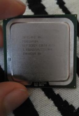 Procesador intel pentium 4 a 3.0ghz