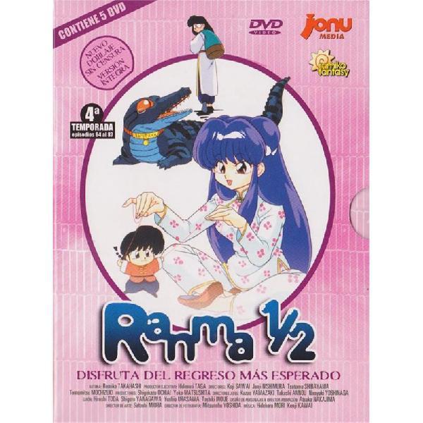 Ranma 1/2 - 4ª temporada