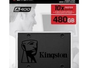 Ssd kingston 480gb sa400
