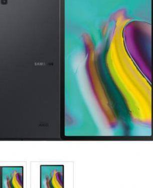 Tablet samsung galaxy tab s5e 128gb wifi 4g