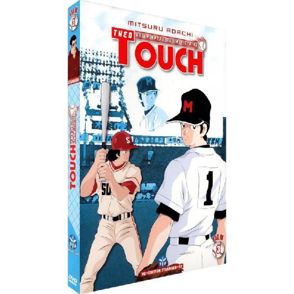 Touch (bateadores) - vol. 3: la odisea de tatsuya (touch -