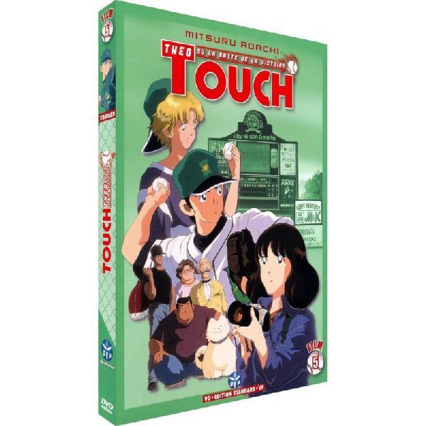 Touch (bateadores) - vol. 5: caminos encontrados (touch - le