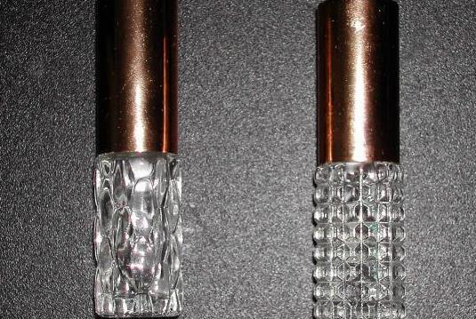 VINTAGE Perfumero / Perfumador Cristal