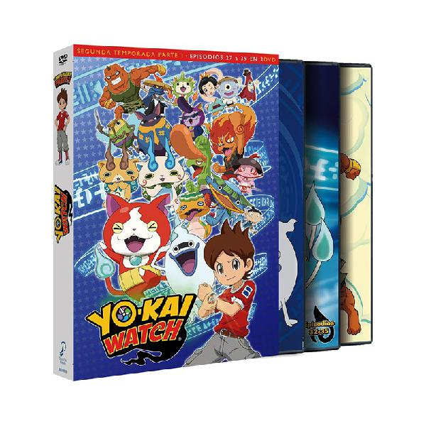 Yo-kai watch - temporada 2 parte 1
