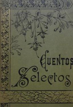 Antiguo libro cuentos selectos originales