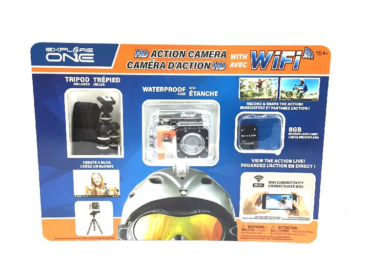 Camara deportiva otros explore one hd sports action camera