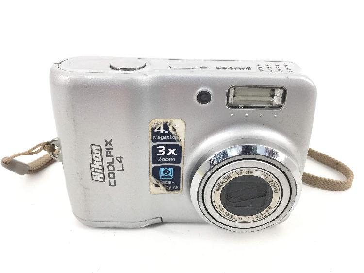 Camara digital compacta nikon coolpix l4