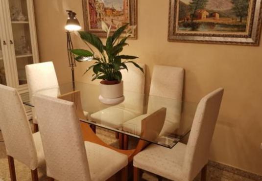 Mesa y sillas muebles el corte inglés