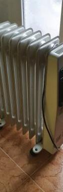 Radiador calefacción antiguo