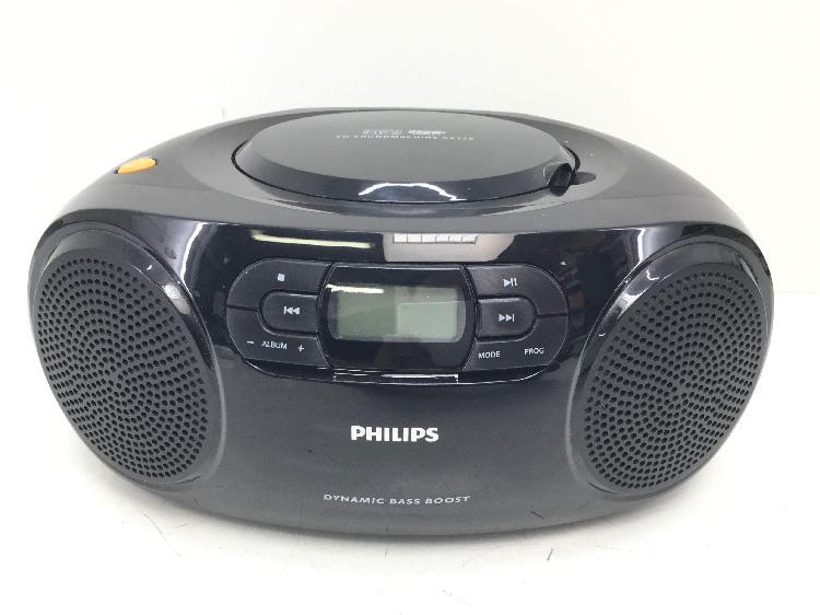 Radio cd cassette philips az320/12