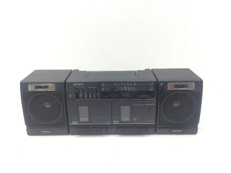 Radio cd cassette sony cfc-w350