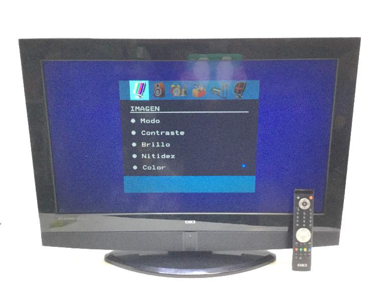 Televisor lcd oki lcd