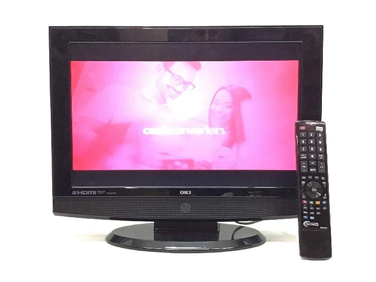 Televisor lcd oki v19a-ph