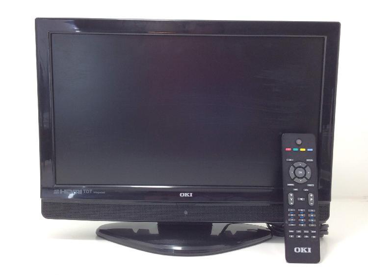 Televisor lcd oki v19d ph