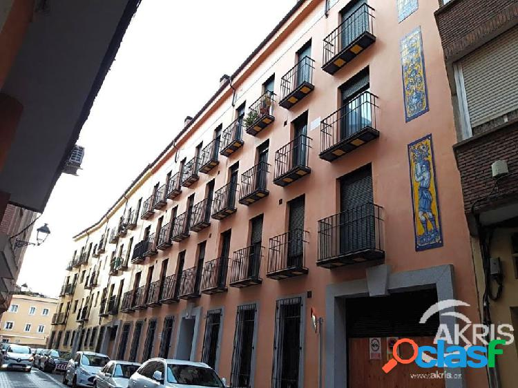 Duplex en casco antiguo