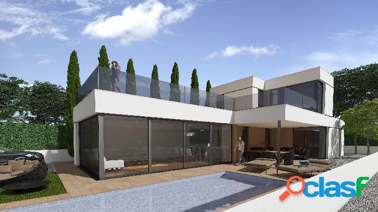 Villa de lujo, tiene 150m2 con
